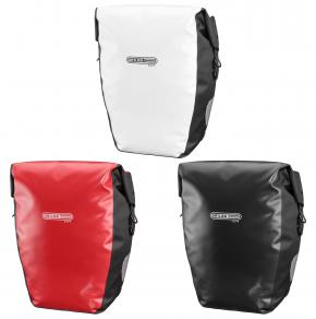 Ortlieb Back Roller City Panniers Pair - As its name reveals Vario is a flexible miracle of space