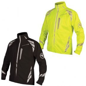 Endura Luminite 2 Waterproof Jacket  2017 - Luminite LED light unit integrated into the rear pocket for additional security