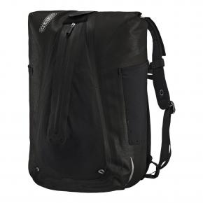 Ortlieb Vario Backpack/ Pannier Ql2.1 - Can be quickly converted from a convenient bike pannier into a comfortable backpack