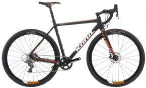 Kona Major Jake Cx Bike  2016 - Quick-as-lightning and light-as-a-feather Kona Carbon Race Monocoque frame
