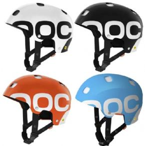 Poc Receptor Backcountry Mips Helmet 53-54CM - Especially developed for North Shore Slick Rocks or any freeride occasion
