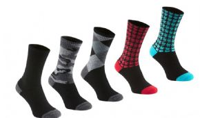 Madison Isoler Merino Deep Winter Sock - A perfect winter accessory for cold weather riding