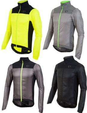 Pearl Izumi Pro Barrier Lite Jacket  2018 - Maximum comfort and range of movement whilst avoiding 'flapping'.