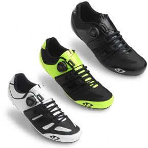 Giro Sentrie Techlace Road Cycling Shoes - Classic style with performance features and value that can't be beat.