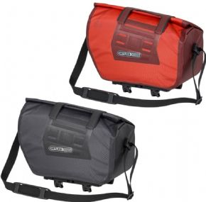 Ortlieb Trunk Bag Rc - Based on the proven Trunk-Bag the RC version has a roll-over closure with Velcro fasteners