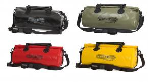 Ortlieb Rackpack 31l - Can be combined with Ortlieb Back/Front-Rollers on the rack for bike touring.