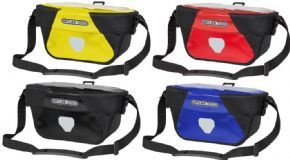 Ortlieb Ultimate 6 Classic Small Bar Bag - Lockable mounting set ensures stability and safety