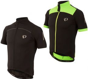 Pearl Izumi Pro Pursuit Wind Jersey  2017 - Softshell Lite fabric on key areas provides breathable wind and water protection