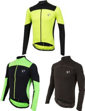Pearl Izumi Pro Pursuit Long Sleeve Wind Jersey  2018 - The simplest layering solution for transitional seasons