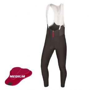 Endura Pro Sl Biblong Tights (medium Pad)  2017 - 4-way high stretch Windproof breathable fabric with DWR finish front and seat panels