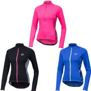 Pearl Izumi Select Pursuit Thermal Womens Jersey  2018 - SELECT Thermal Fleece sets the benchmark in warmth and moisture transfer