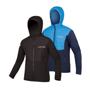 Endura Mtr Primaloft Jacket  2018 - Windproof front and sleeve panels with DWR finish