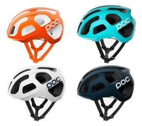 Poc Octal Road Helmet  2018 - Octal provides more coverage & additional protection for the temples and back of the head