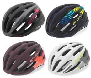 Giro Saga Womens Helmet  2018 - A helmet that looks fits and feels like it was made for you.