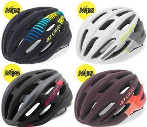 Giro Saga Mips Women`s Helmet  2018 - A helmet that looks fits and feels like it was made for you.