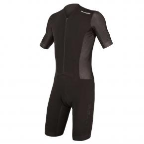 Endura D2z Roadsuit  2018 - Reversible construction with in your face hi-vis or subtle black in one garment
