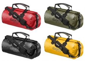 Ortlieb Rack Pack S Travel Bag - 24 Litre - As its name reveals Vario is a flexible miracle of space