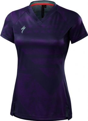 Specialized Andorra Womens Short Sleeve Jersey 2018 - We've pulled out all of the stops for our Andorra Short Sleeve Jersey.