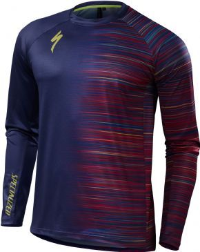Specialized Demo Long Sleeve Jersey 2018 - We sought to find the happy medium and did so with our Demo Long Sleeve Jersey.