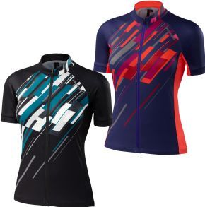 Specialized Rbx Pro Womens Short Sleeve Jersey  2018 - Just because you want the best doesn't mean you want a race cut right?
