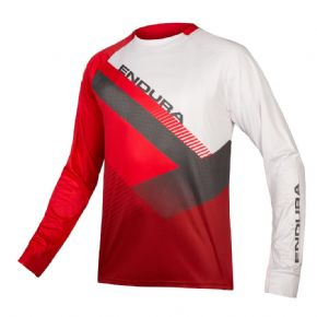 Endura Mt500 Danny Macaskill Limited Long Sleeve Jersey  2018 - Double layer sections of the palm offers all day protection and is perfect for trail rides