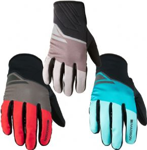 Madison Sprint Softshell Gloves  2018 - Double layer sections of the palm offers all day protection and is perfect for trail rides