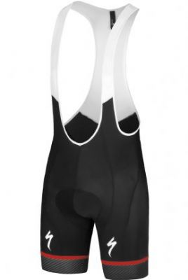 Specialized Rbx Comp Logo Bib Shorts 2018 - Good muscle compression and Body Geometry padding.