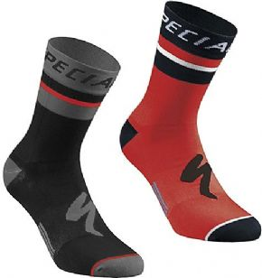 Specialized Rbx Comp Summer Sock 2018 - Summer sock made of Skinlife fabric in polyamide for a great fit and freshness of your fee
