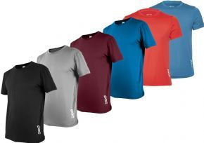 Poc Resistance Enduro Light T-shirt  2018 - VPD adapts to the shape of your body but when exposed to impact the material stiffens