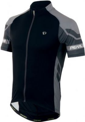 Pearl Izumi Elite Short Sleeve Jersey - ELITE Transfer In-R-Cool® fabric powered by Ice-fil® provides superior skin cooling