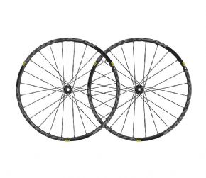 Mavic Crossmax Elite Mtb Wheelset 2019 - Lightweight aluminum wheel delivers a dynamic XC ride quality.