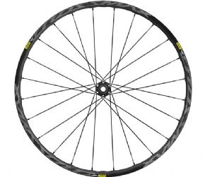 Mavic Crossmax Elite Mtb Front Wheel 2019 - Lightweight aluminum wheel delivers a dynamic XC ride quality.