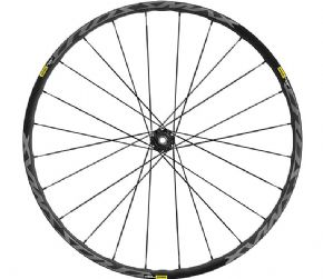 Mavic Crossmax Elite Mtb Rear Wheel 2019 - Lightweight aluminum wheel delivers a dynamic XC ride quality.