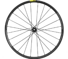 "Mavic Xa Pro Carbon 35 27.5"" Boost Mtb Front Wheel 2019 - Tubeless Ready carbon wheelset features advanced materials for dynamic trail riding"