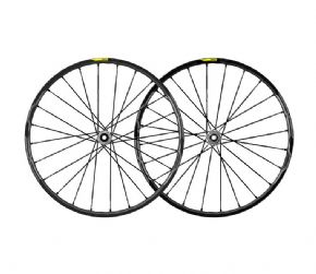Mavic Xa Pro Mtb Wheelset 2019 - Gives confidence and control to nail new lines and push faster speeds.