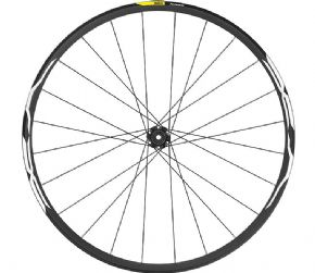 "Mavic Xa 35 27.5"" Boost Mtb Front Wheel 2019 - Lightweight dependable wheel for XC and trail riding on big tires."