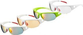 Madison Mission Carl Zeiss Vision Single Lens Glasses - A huge waterproof 3 layer rear panel keeps out any trail spray