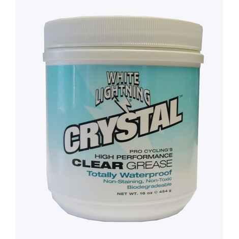 White Lightning Crystal Grease 1lb Tub | Rengøring og smøremidler