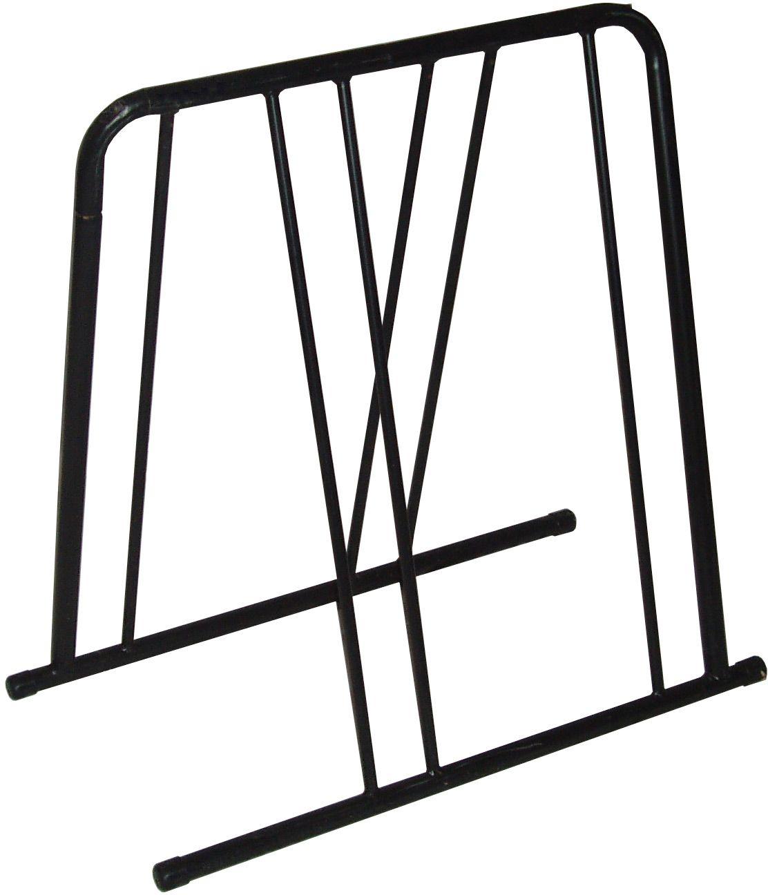 Gear Up Four-on-the-floor Folding 4 Bike Floor Stand   bike_storage_hanger_component