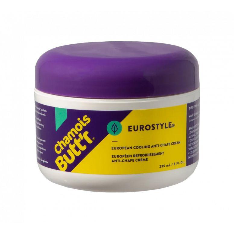 Paceline Chamois Butt`r Cooling Eurostyle Cream Tub 8oz   Body maintenance