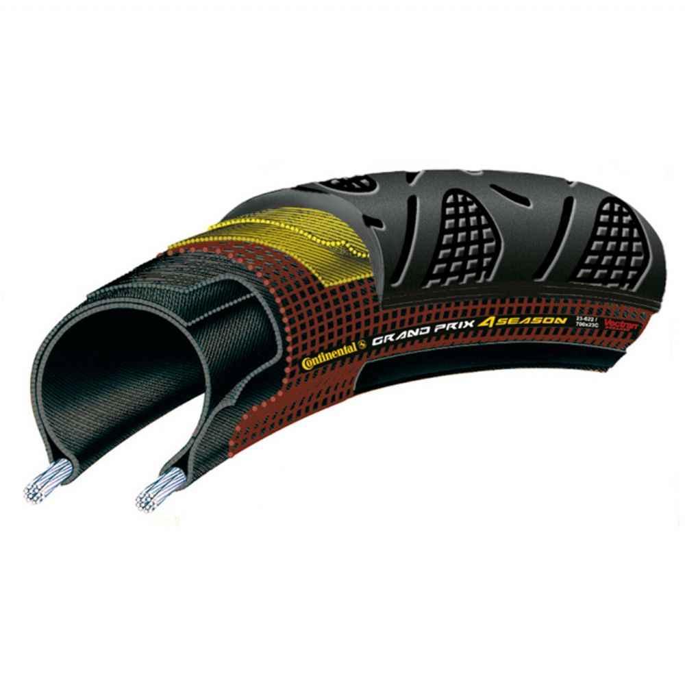 Continental Grand Prix 4 Season Duraskin Vectran Tyre   Tyres