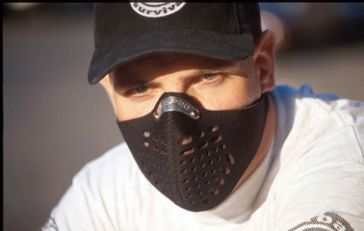 Respro Metro Mask Black | Shoes and overlays