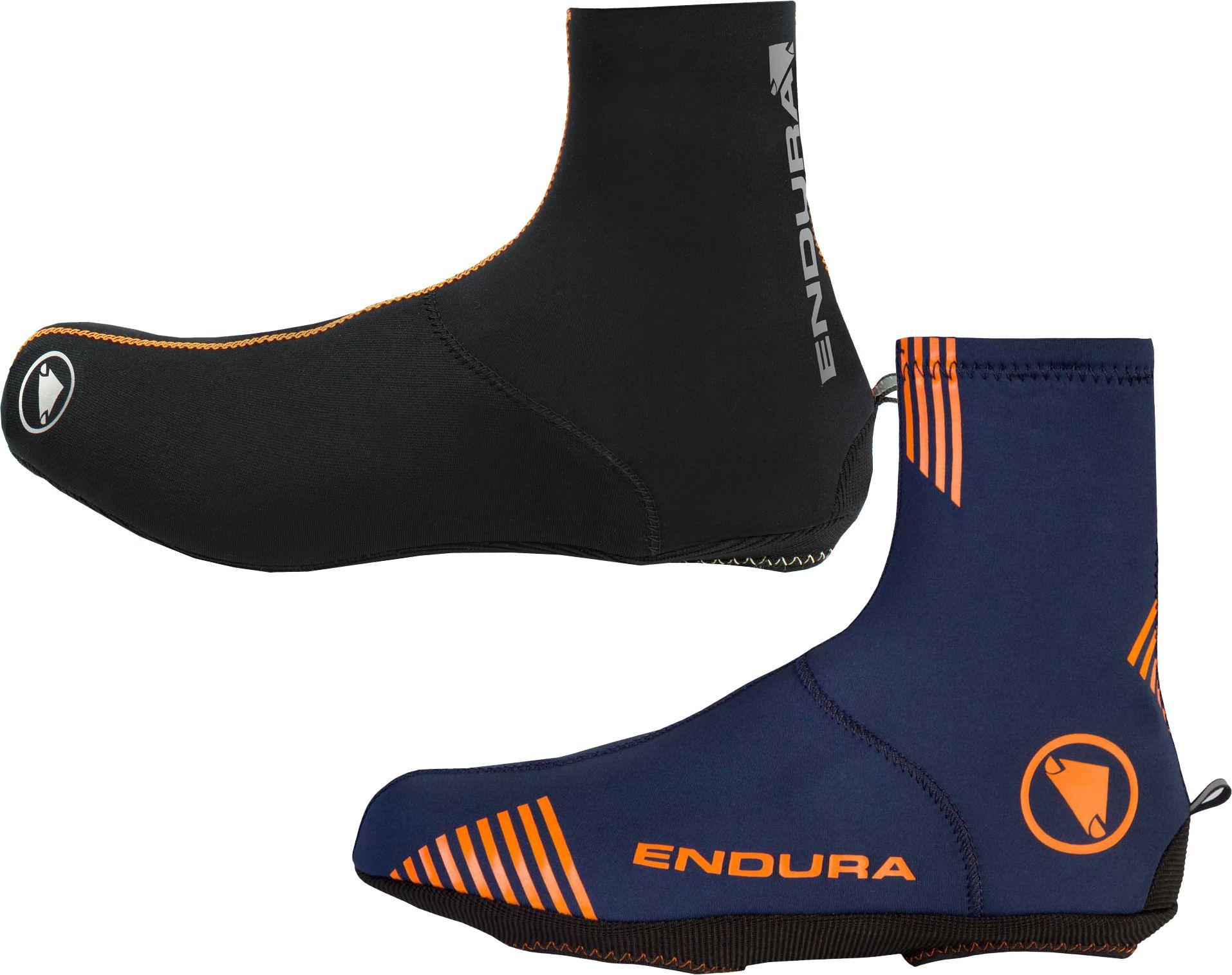 Endura Deluge Zipless Overshoes Waterproof Neoprene   Shoe Covers