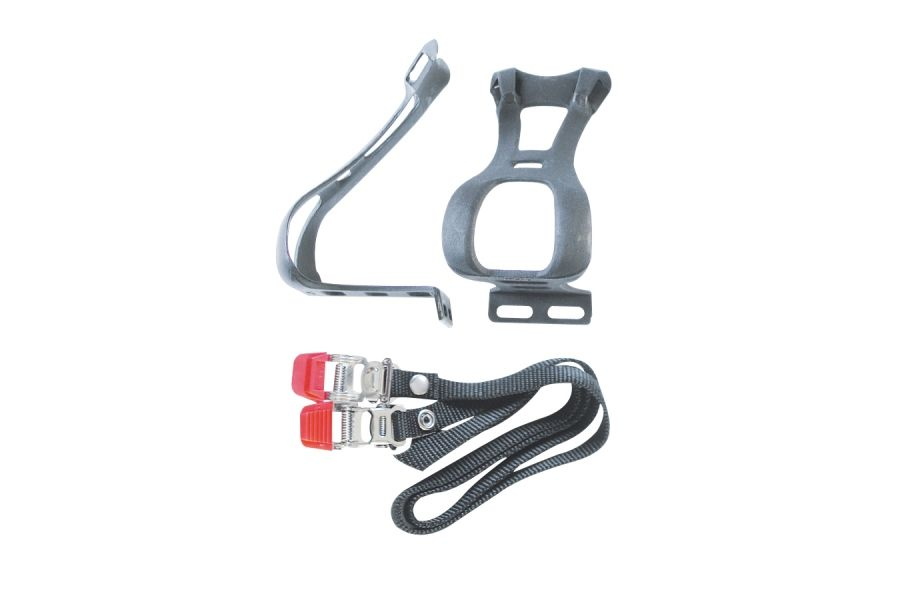 Delta Toeclip And Strap Set | Pedals