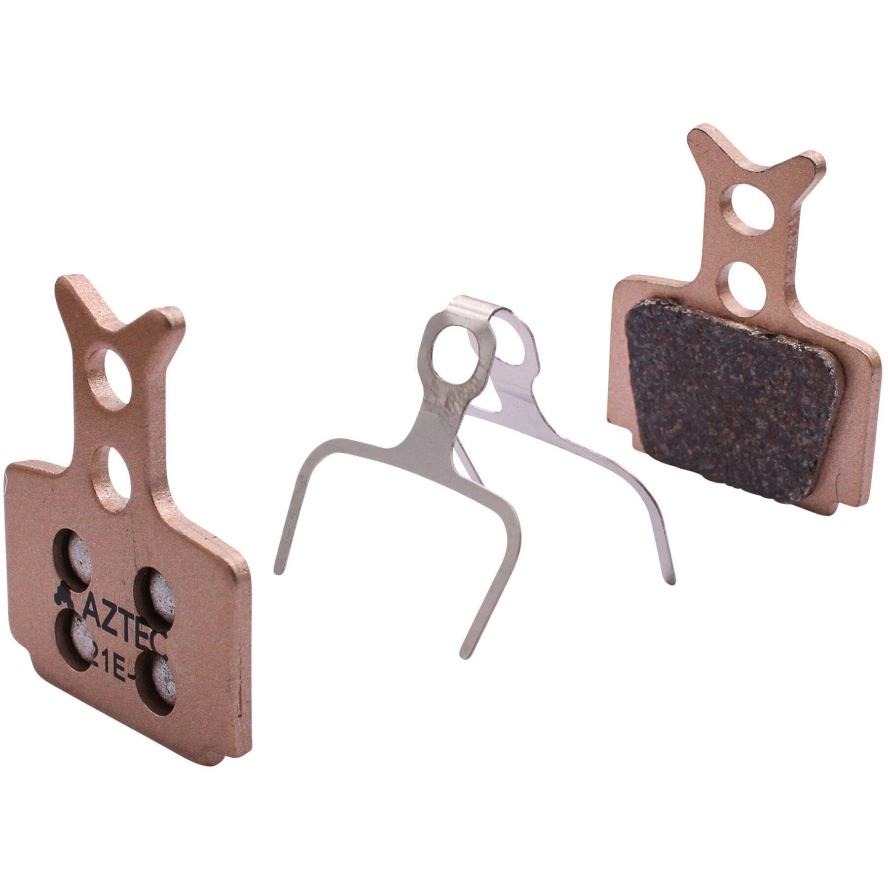 Aztec Sintered disc brake pads for Formula Oro Mega | Brake pads