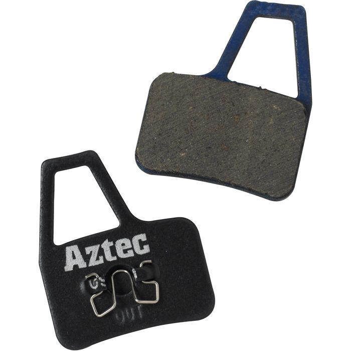 Aztec Organic disc brake pads for Hayes El Camino callipers | Brake pads