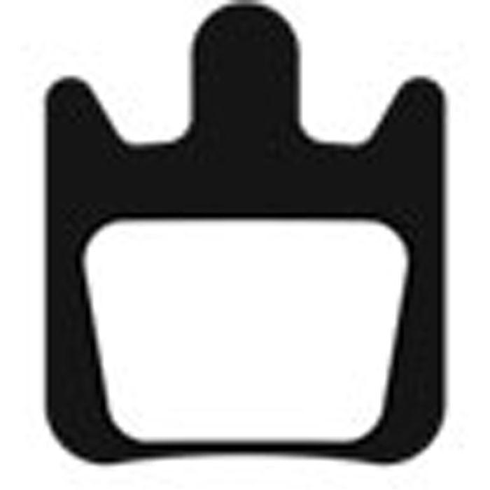 Aztec Organic disc brake pads for Hope Tech X2 callipers | Brake pads