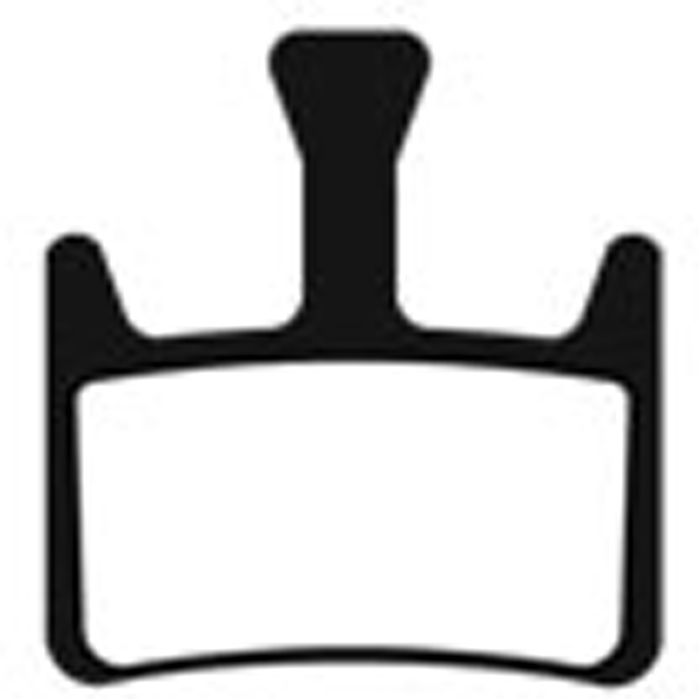 Aztec Organic disc brake pads for Hayes Prime callipers | Brake pads