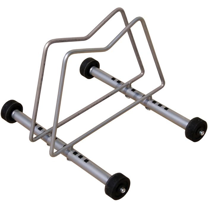 Gear Up Rack And Roll Single Bike Storage Display Stand   Stands