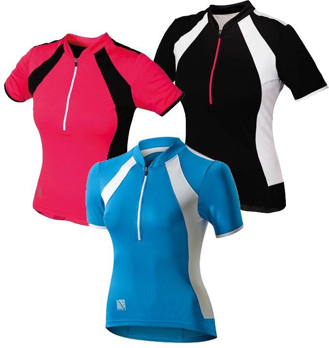 Altura Womens Spirit Short Sleeve Cycling Jersey   Trøjer